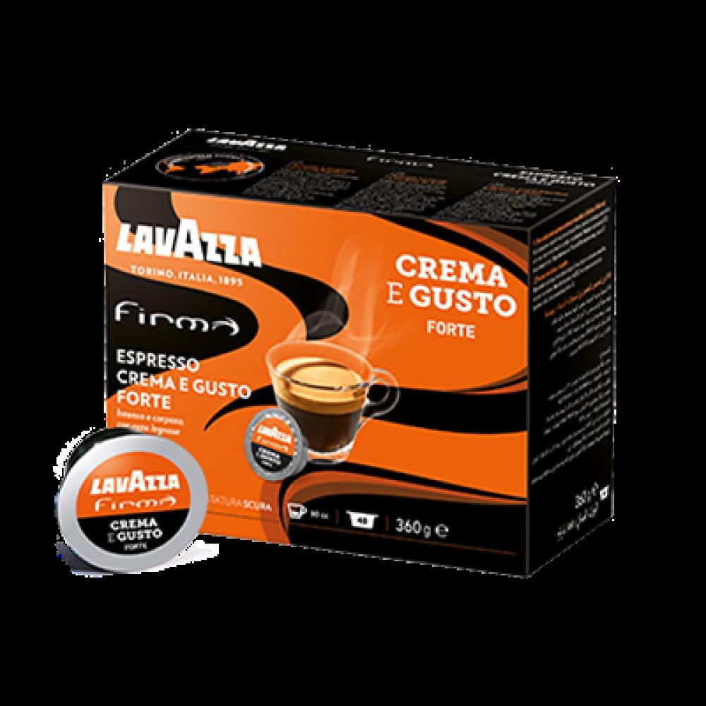Lavazza Firma Espresso Crema e Gusto Forte 48 buc